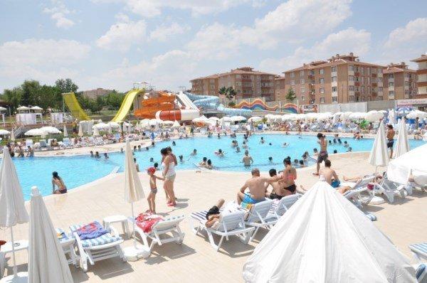 Eskişehir Aquapark Esaqua Garden