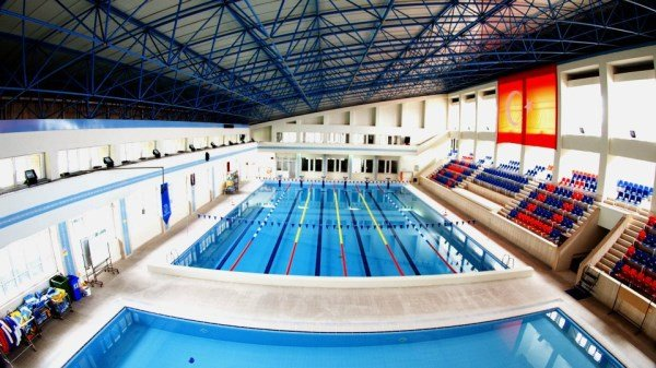 Anadolu Üni. Yüzme Havuzu