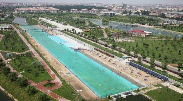 Eskişehir Kentpark Plajı