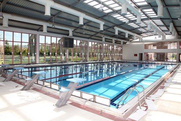 Kentpark Kapalı Yüzme Havuzu