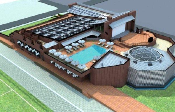 Tepebaşı Ertuğrulgazi Su Sporları Merkezi
