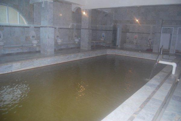 Yıldız Termal Otel Havuzlu Hamam