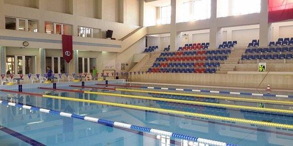 Anadolu Üniversitesi Yüzme Kursu