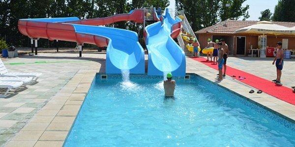 Beylikova Yarı Olimpik Yüzme Havuzu